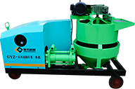 Grouting Pump & Concrete Mixer
