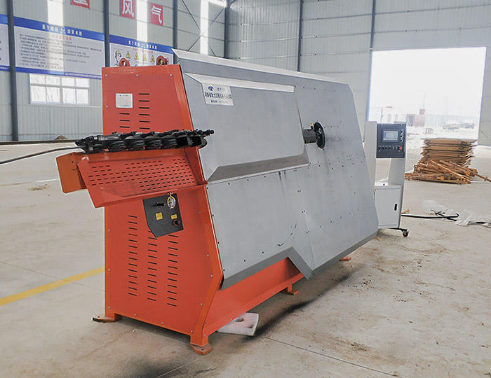 SWG12 CNC Stirrup bending machine
