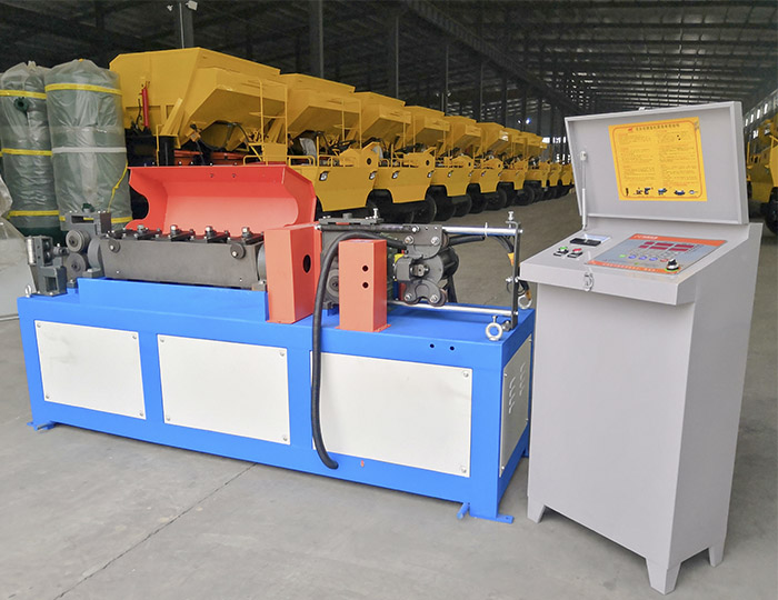 GL6-14A Steel bar straightening and cutting machine