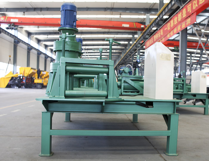 XGTW25 Section steel cold bending machine