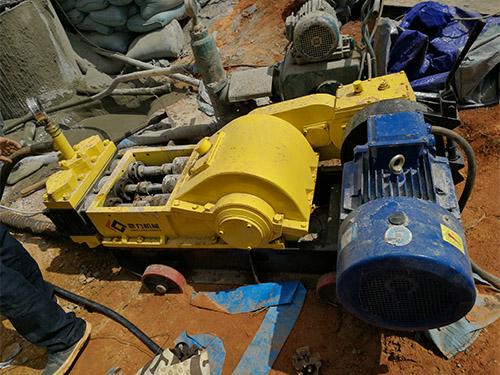GL-3ZA grouting pump help Bangkok railway