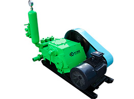 GWB275 Triplex-cylinder and four-speed grouting pump
