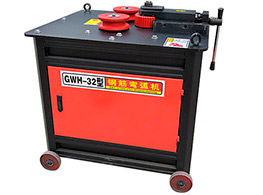 GWH-32 Steel bar arc bending machine
