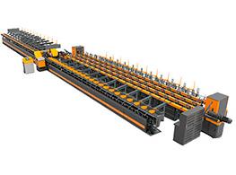 GL-120KN CNC Steel bar shear line