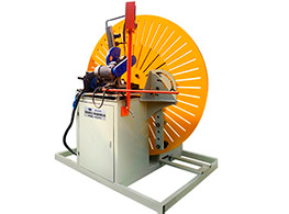 GLWY-2500 Automatic welding &circle bending machine
