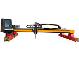 GL-250 Gantry CNC plasma cutting machine