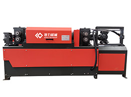 GL4-16A CNC Hydraulic Bar Straightening and Cutting Machine