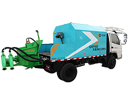 GHP16D Truck-mounted wet shotcrete machine