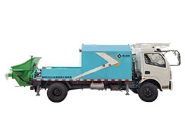 GHP60G—ⅡTruck-mounted concrete pump