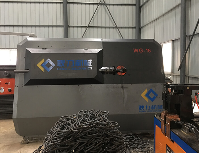 WG16 CNC Stirrup bending machine