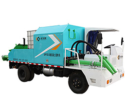 GHP16G Truck-mounted wet shotcrete machine