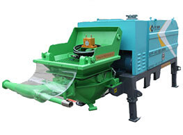 GYP-90D Hydraulic wet shotcrete machine