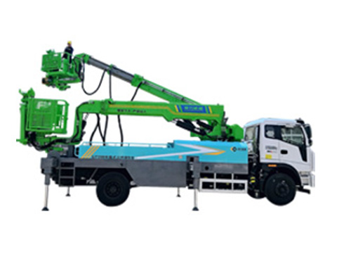 GJT1500 vehicle-mounted vertical arch trolley